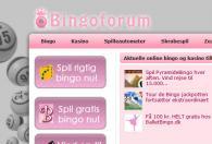 Bingoforum.dk screenshot
